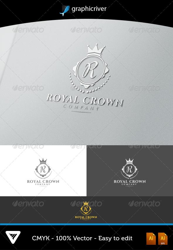 Royal Crown Template Royal Crown Logo Templates