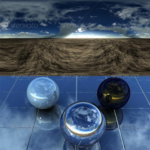 3DOcean Desert 79 6508500