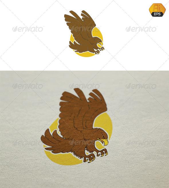 GraphicRiver Eagle Vector 6509202