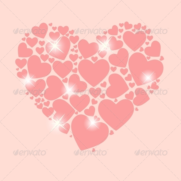 GraphicRiver Valentines Day Heart 6509861