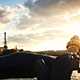 Sunset in Paris - Timelapse - VideoHive Item for Sale