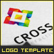 Corporate Logo - Cross - GraphicRiver Item for Sale