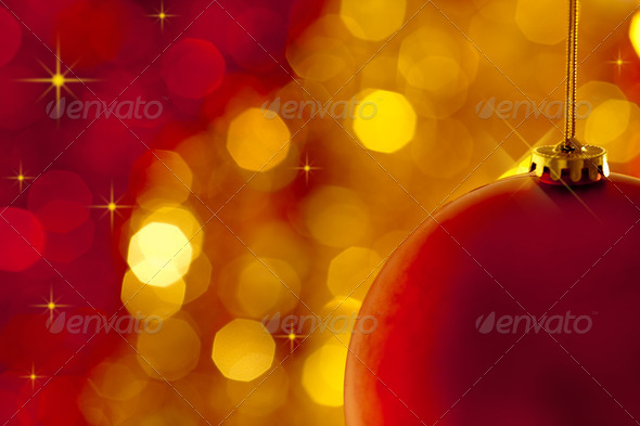 PhotoDune Christmas ball 681279