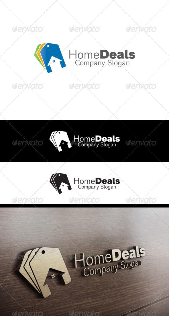GraphicRiver Home Deals Logo 6511377