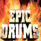 Epic Drums - AudioJungle Item for Sale