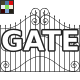 Metal Gate - AudioJungle Item for Sale