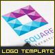 Corporate Logo - Square Interactive - GraphicRiver Item for Sale