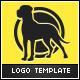 Dog Friend Logo Template - GraphicRiver Item for Sale