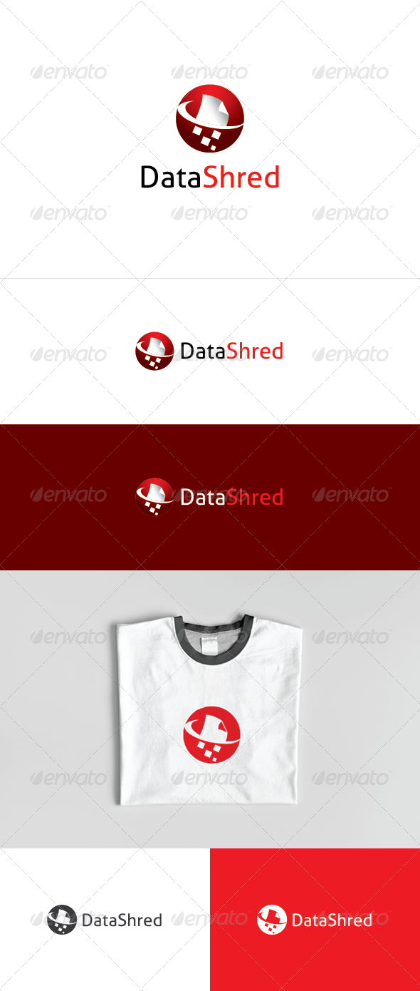 Data Shred Logo
