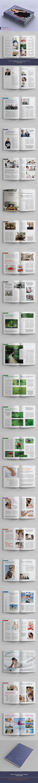 GraphicRiver A4 Letter Magzone Magazine Template 6513217