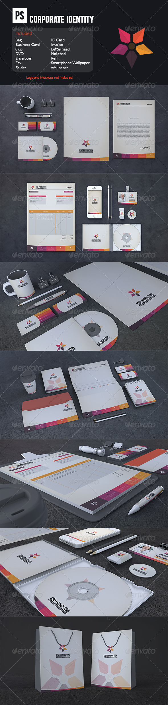GraphicRiver Corporate Identity 6513813