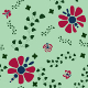 Butterflies Seamless Pattern - GraphicRiver Item for Sale