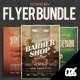 Vintage Typography Flyer / Poster Bundle Vol. 1 - GraphicRiver Item for Sale