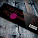 Realistic Gift Card/Event Card/Ticket Card Mockups - GraphicRiver Item for Sale