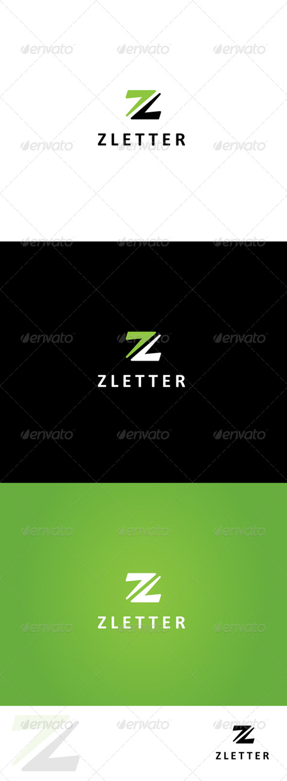 GraphicRiver Z Letter Logo Template 6514396