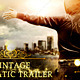 Vintage Cinematic Trailer - VideoHive Item for Sale