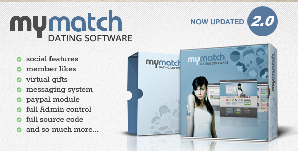 CodeCanyon My Match 2.0 6501762