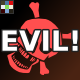 Retro Evil Bad Magic - AudioJungle Item for Sale