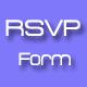 RSVP Online Form