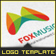 Corporate Logo - Fox Media - GraphicRiver Item for Sale
