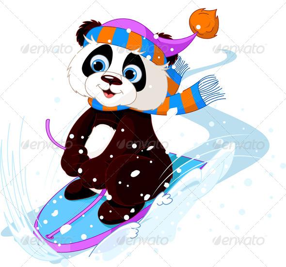GraphicRiver Fast Panda 6516736