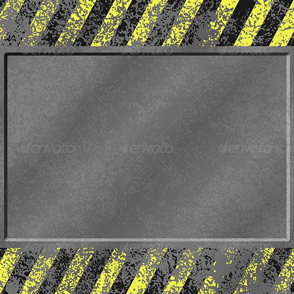 GraphicRiver Grunge Metal Background 6516748