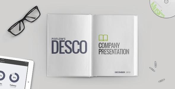 Desco Company Presentation