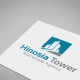 Hinosia Tower Logo Template - GraphicRiver Item for Sale