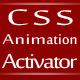 CSS Animation Activator - CodeCanyon Item for Sale