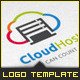 Cloud Host - Logo Template - GraphicRiver Item for Sale