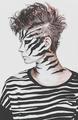 zebra girl - PhotoDune Item for Sale