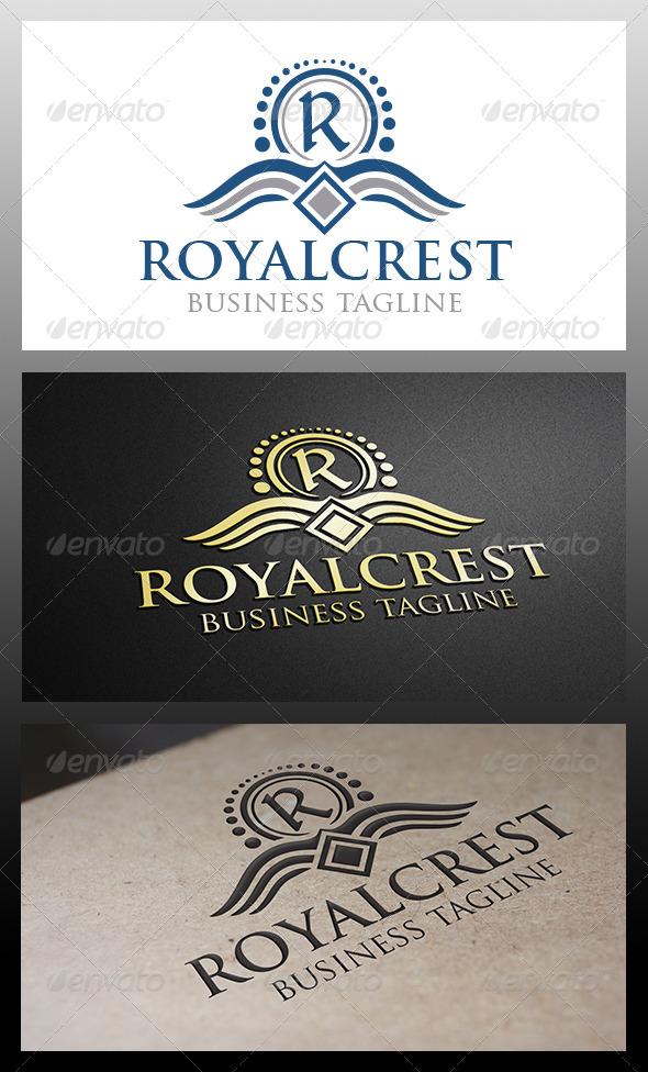 GraphicRiver Royal Crest Logo 6519234