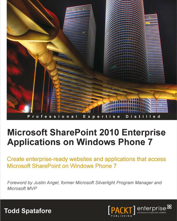 TutsPlus Microsoft Sharepoint 2010 Enterprise Applications on Windows Phone 7 576339