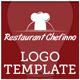 Restaurant Chefinno Logo - GraphicRiver Item for Sale