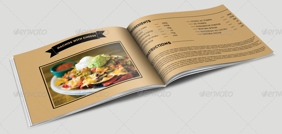Cookbook Template by pmvch – Cookbook Template