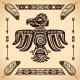 Tribal American Eagle Sign - GraphicRiver Item for Sale