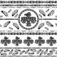 Indian Tribal Pattern Background - GraphicRiver Item for Sale