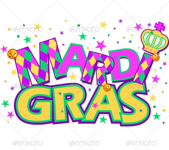 GraphicRiver Mardi Gras 6523288
