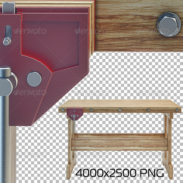 GraphicRiver Mechanic s Workbench 6523383