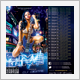 Live Wire CD Cover - GraphicRiver Item for Sale