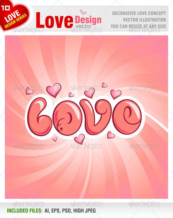 GraphicRiver Love 6524059