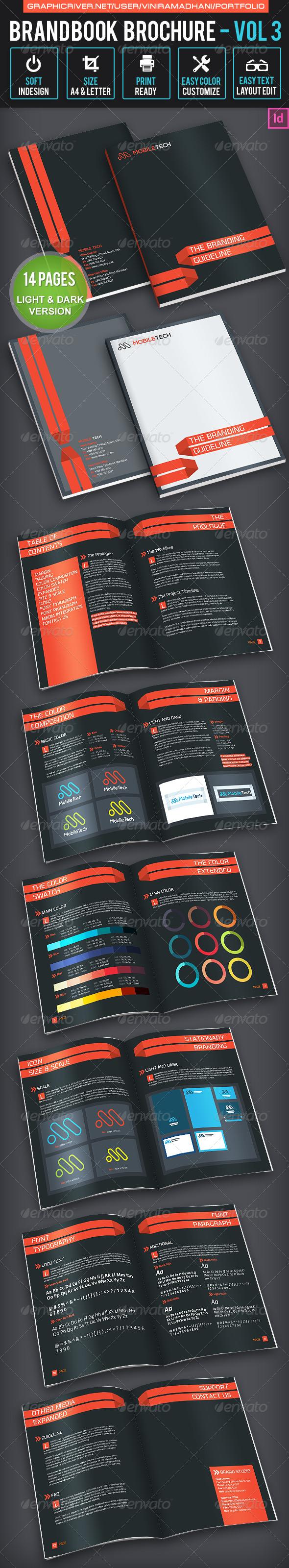 GraphicRiver Brandbook Brochure Volume 3 6524244