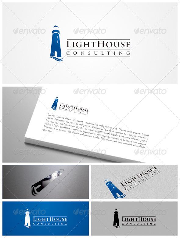 GraphicRiver Lighthouse Logo 6524276