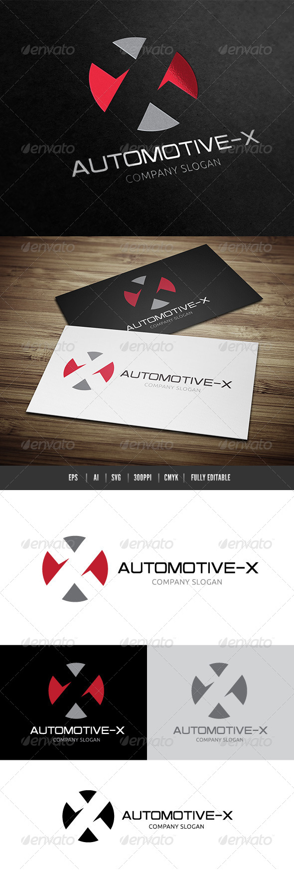 GraphicRiver Automotive X 6525829
