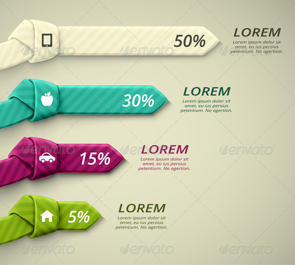 GraphicRiver Percent Statistics 6525971