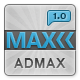 Admax User Interface (Admin Templates) Download