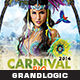 Carnival Flyer/Poster - GraphicRiver Item for Sale