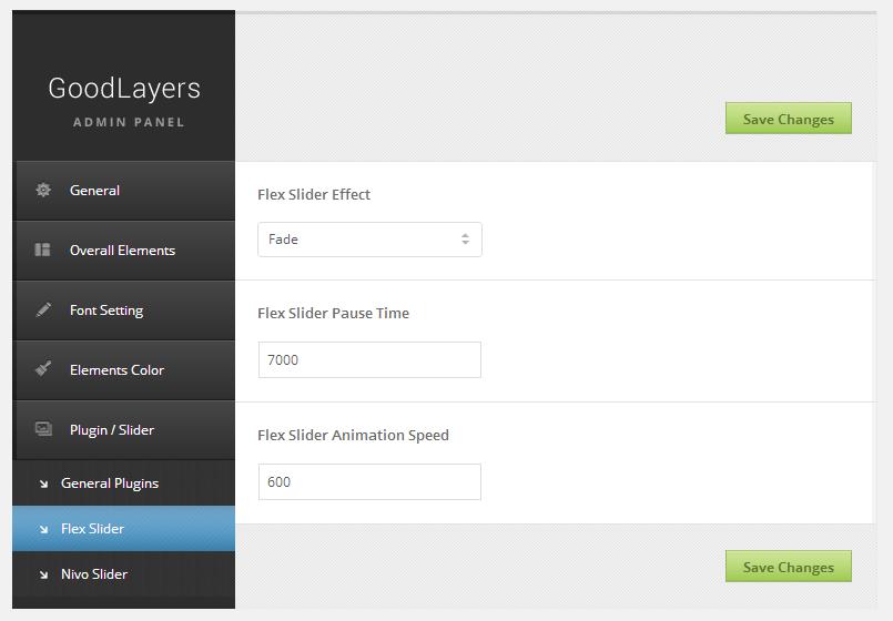 Flawless - Responsive Multi-Purpose WP Theme - adminpanel