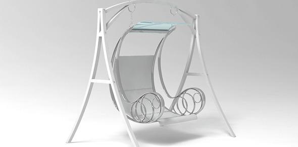 Marriage Swing - 3DOcean Item for Sale