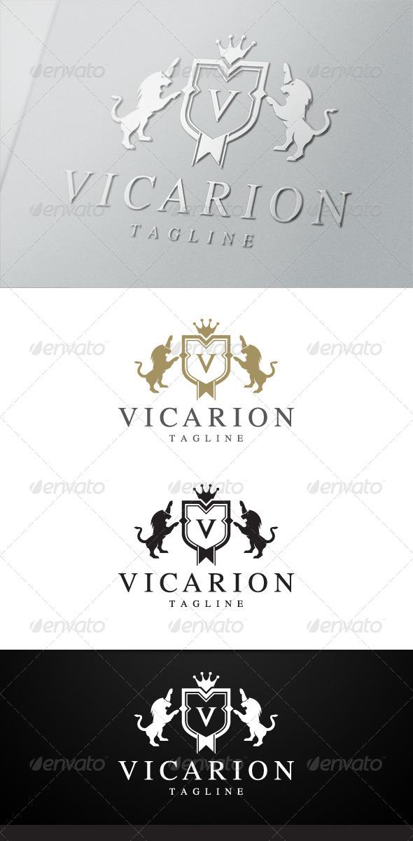 GraphicRiver Vicarion Crest Logo 6527711
